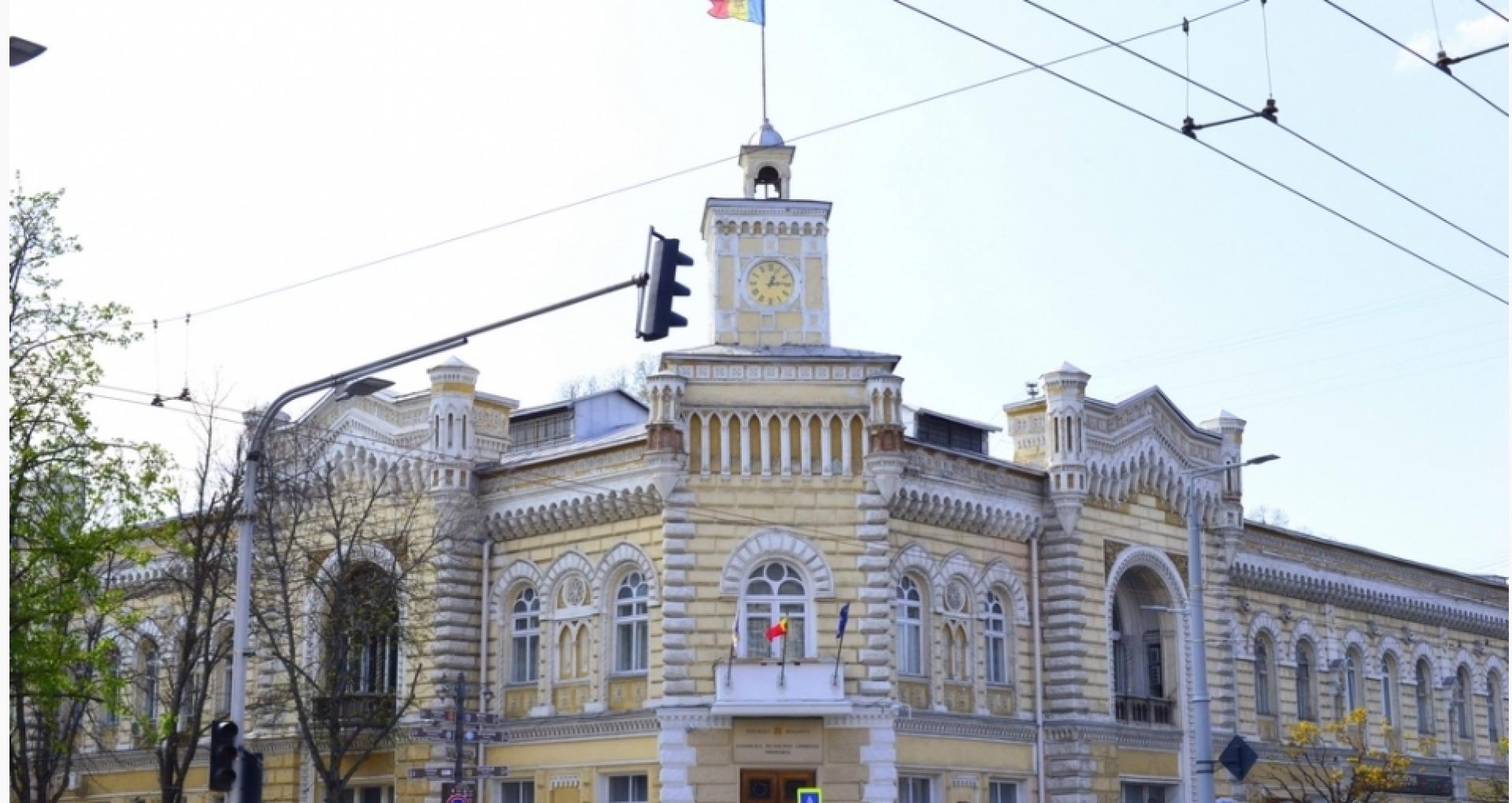 Primăria municipiului Chișinău instituie program special de activitate în perioada stării de urgență