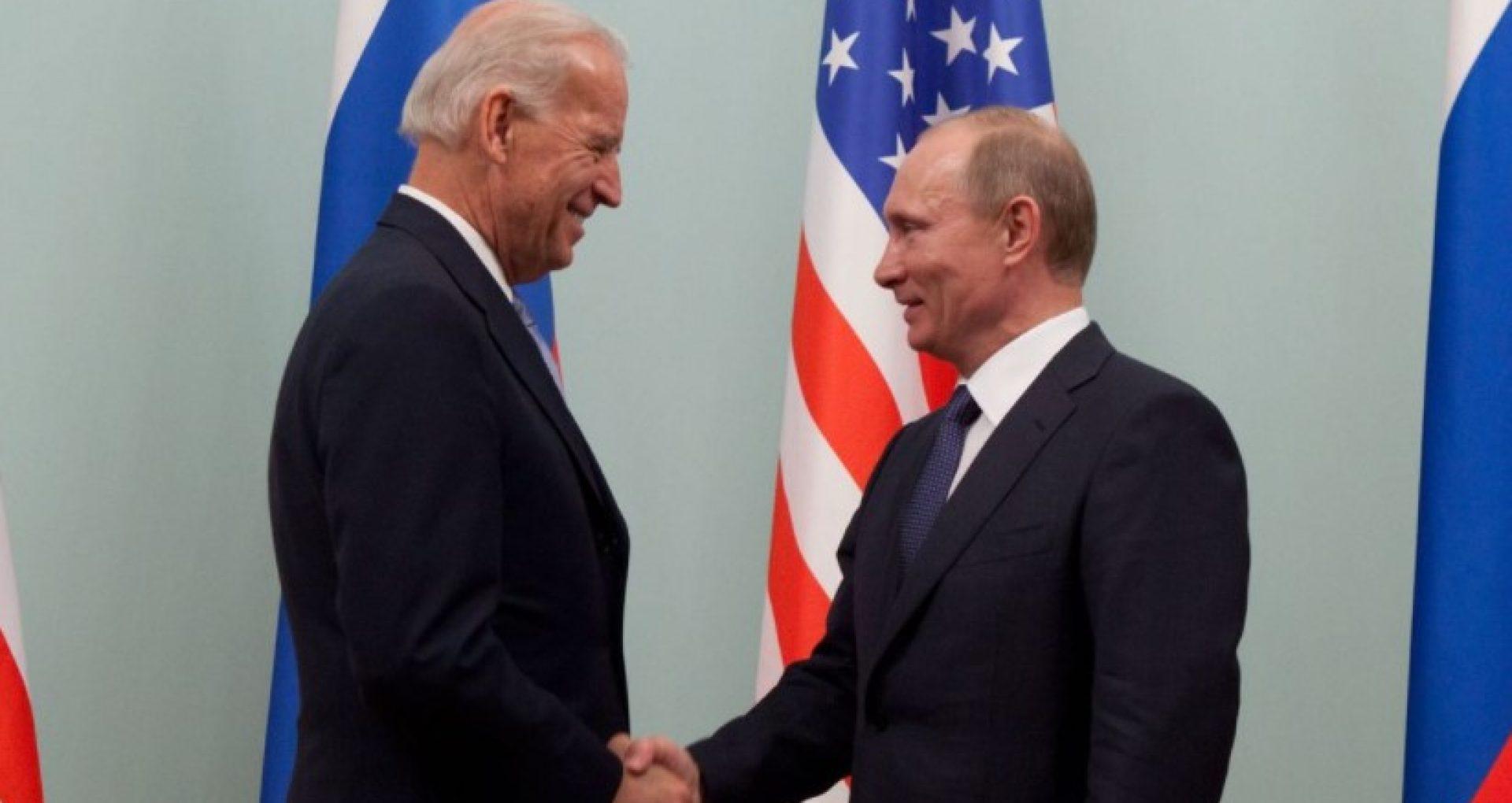 Vladimir Putin și Joe Biden s-ar putea întâlni în iunie. Precizările făcute de către autoritățile de la Kremlin