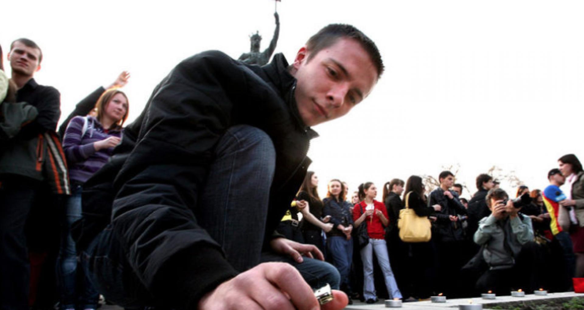 Președinta R. Moldova, Maia Sandu, despre evenimentele din 7 aprilie 2009: Lipsa dreptății și clarității doare, ne stă laț în jurul gâtului