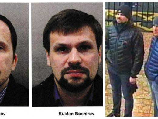 Cehia i-a anunțat în căutare pe agenții GRU Petrov și Boshirov. Unul s-a identificat cu pașaport moldovenesc