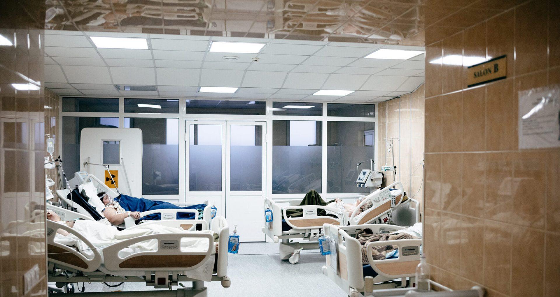 """""""În martie au murit opt  pacienţi. Doi dintre ei au decedat în secția Terapie Intensivă, din cauza că cele trei ventilatoare nu sunt suficiente pentru toţi pacienţii, cărora le este indicată terapia respiratorie"""" Mărturii din Spitalul Raional Soroca"""