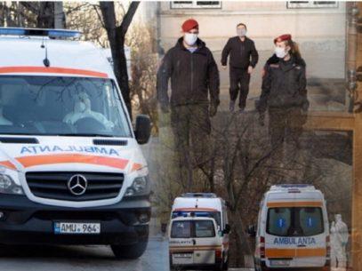 """Statistica zilei: 52 de noi cazuri de Covid-19 și un deces. Trei cazuri sunt """"importate"""" din Rusia"""