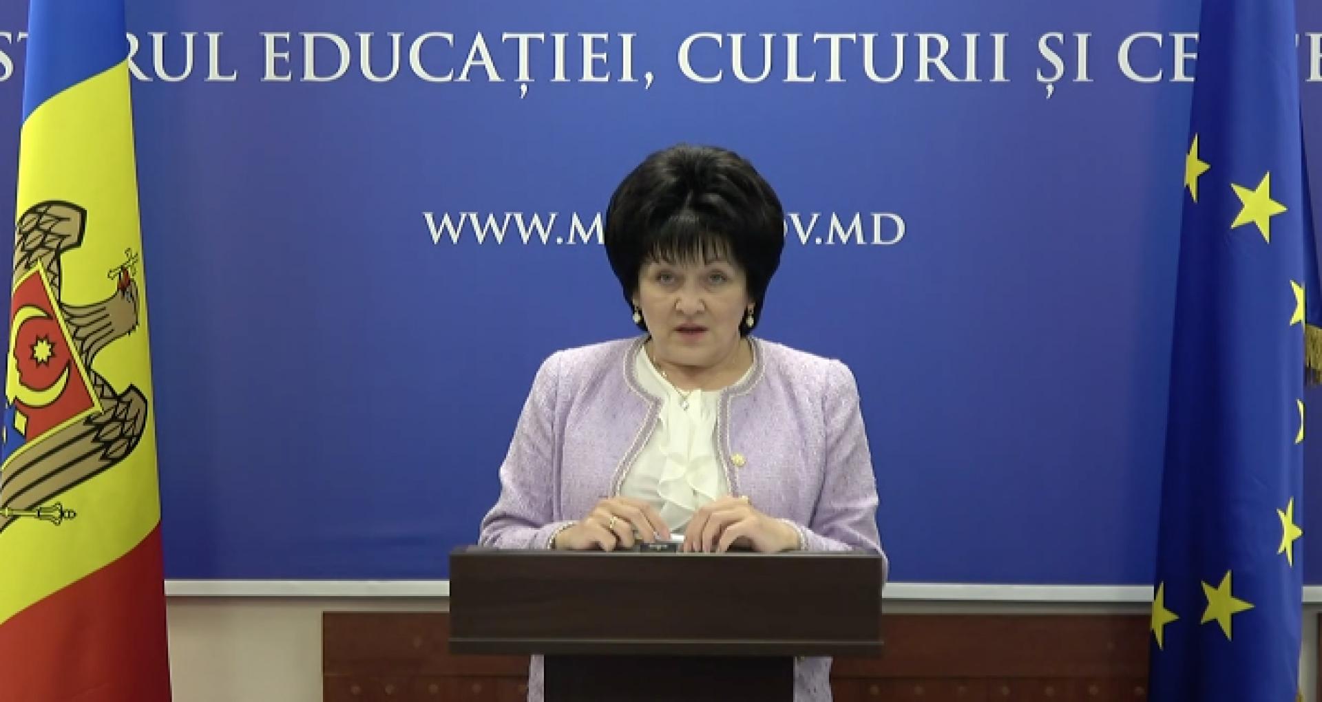 VIDEO/ Detalii de la ministra în exercițiu a Educației despre examenele de Bacalaureat