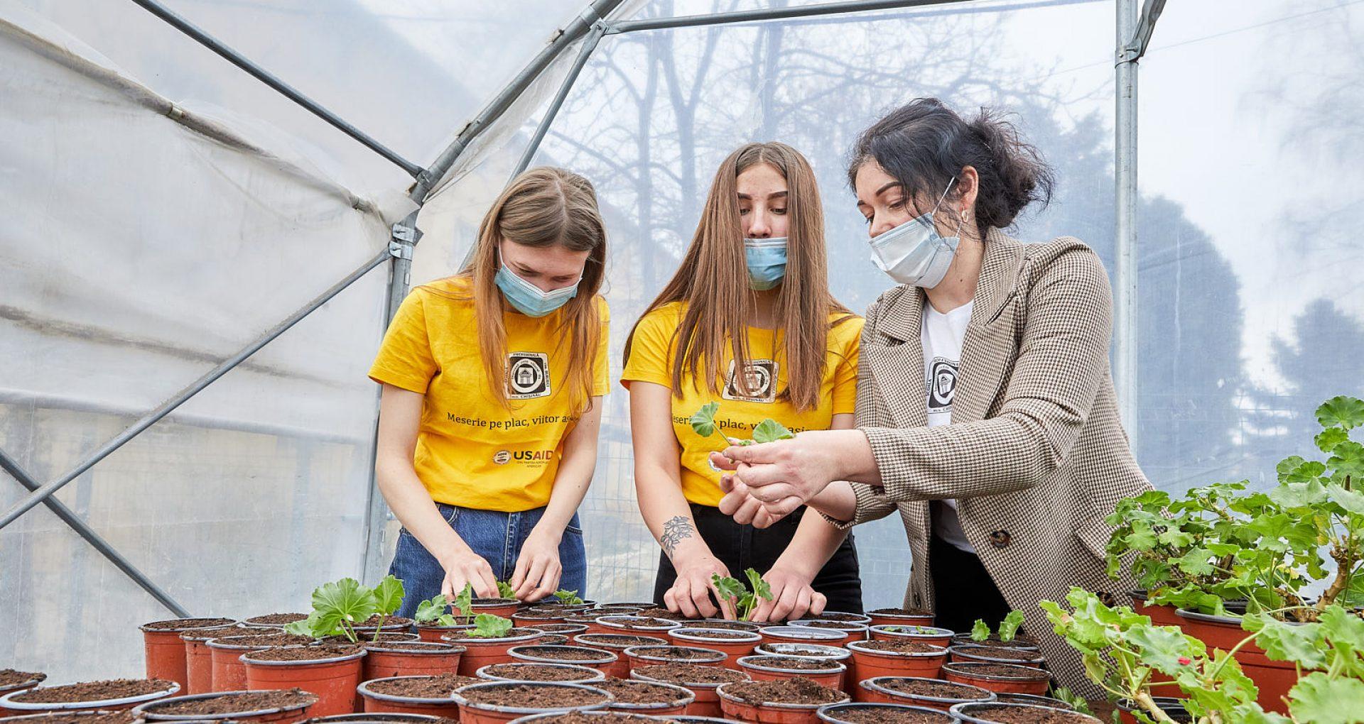 """""""Nu este o rușine să fii elev sau student la o instituție cu profil agricol, ci dimpotrivă"""" – schimbarea la față a învățământului agricol"""