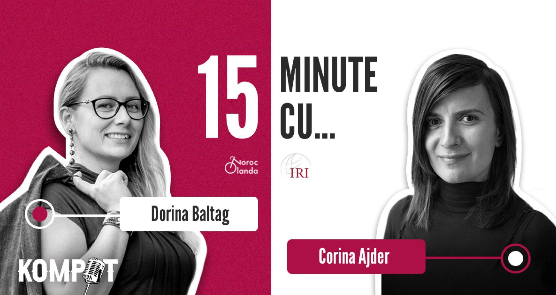 """Podcast """"Kompot"""": Corina Ajder, despre drepturile muncitorului în R. Moldova. Ep. #3"""