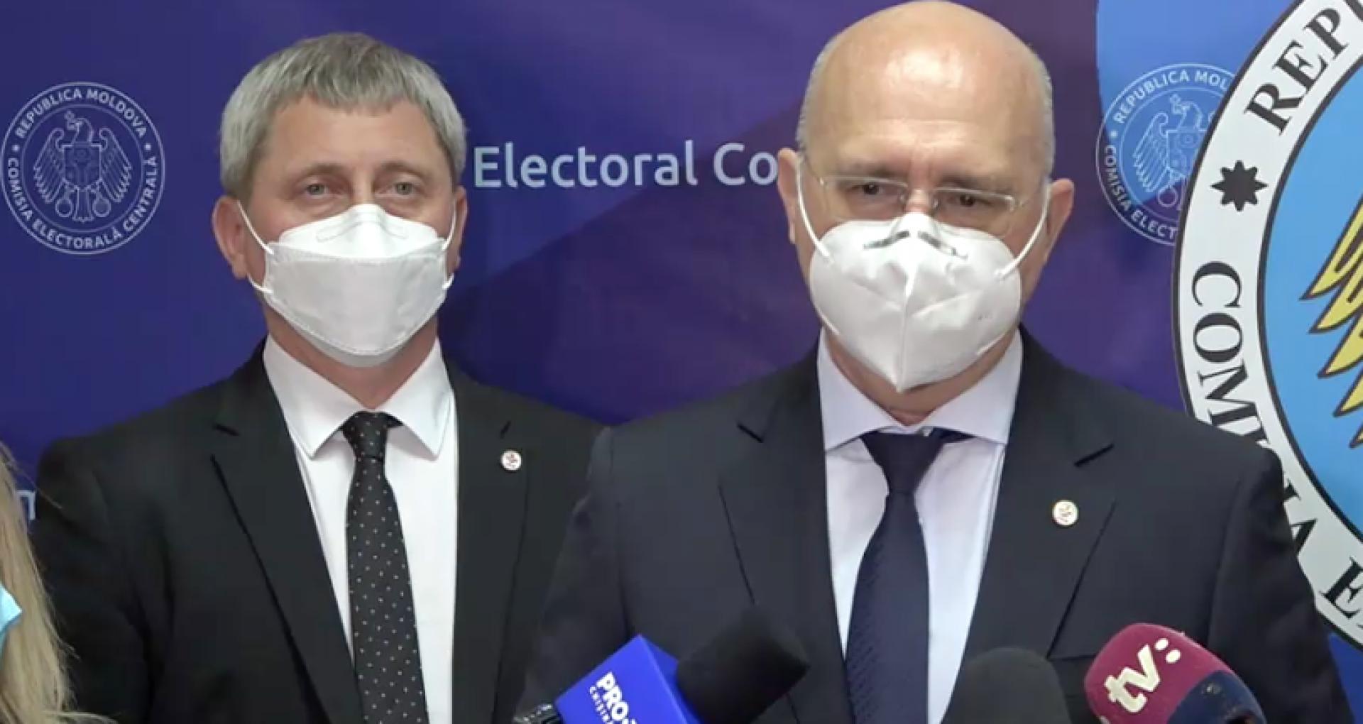 CEC a înregistrat oficial Partidul Democrat în cursa electorală pentru alegerile parlamentare anticipate din 11 iulie