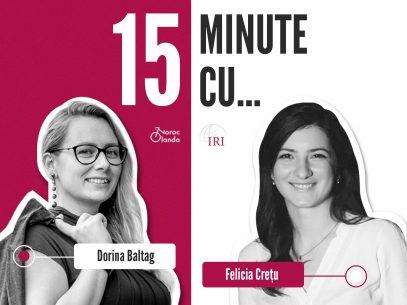 """Podcast """"Kompot"""": Felicia Crețu, despre dezvoltarea presei independente. Ep. #2"""