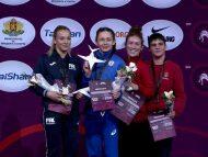 Iulia Leorda a cucerit bronzul la turneul de calificare de la Sofia