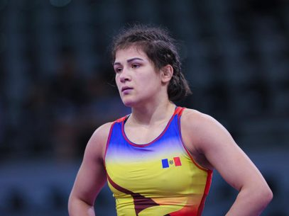 VIDEO/ Luptătoarea Anastasia Nichita a câștigat pentru a doua oară titlul european Under 23