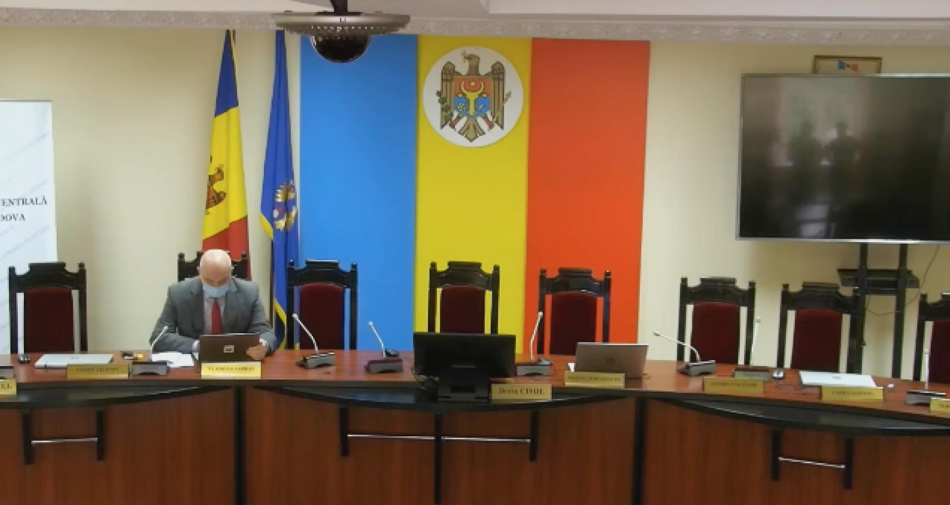 VIDEO/ După mai bine de opt ore de discuții cu reprezentanții MAEIE despre secțiile de vot în diasporă, CEC anunță ședință extraordinară
