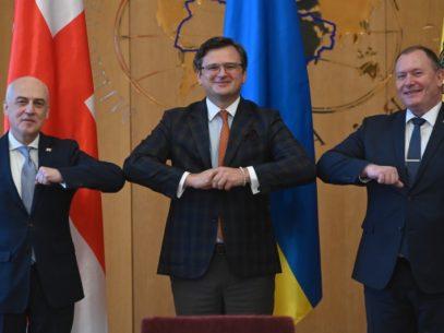 R. Moldova, Ucraina și Georgia au semnat un memorandum privind cooperarea în domeniul integrării europene