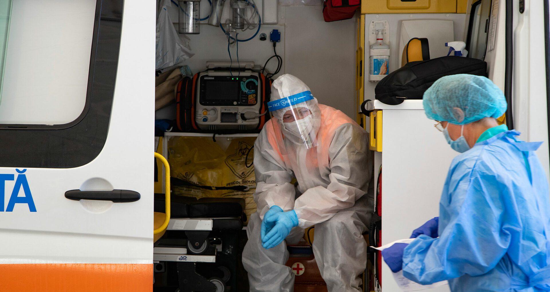Patru decese și 60 de cazuri noi de îmbolnăvire cu COVID-19, înregistrate în ultimele 24 de ore
