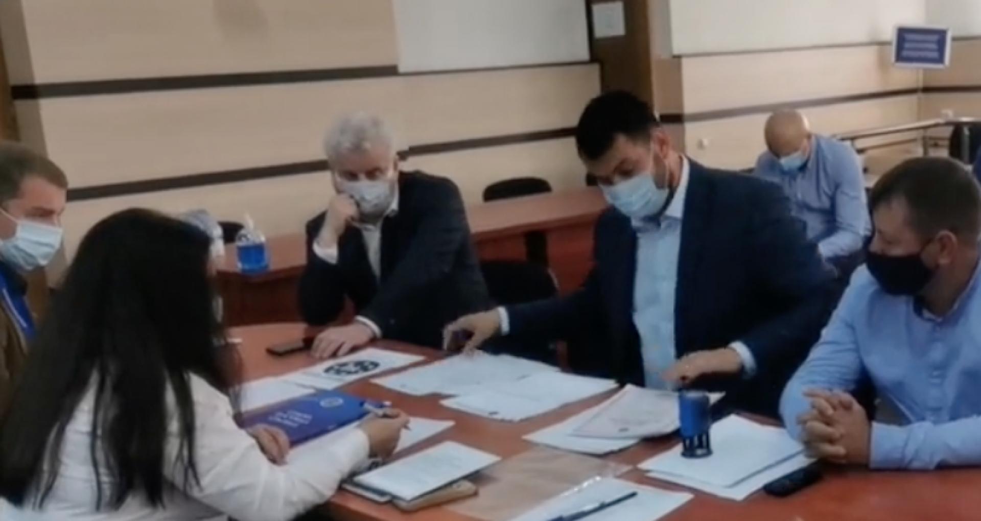 """CEC a înregistrat oficial Partidul Politic """"Democrația Acasă"""" în cursa electorală pentru anticipatele din 11 iulie"""