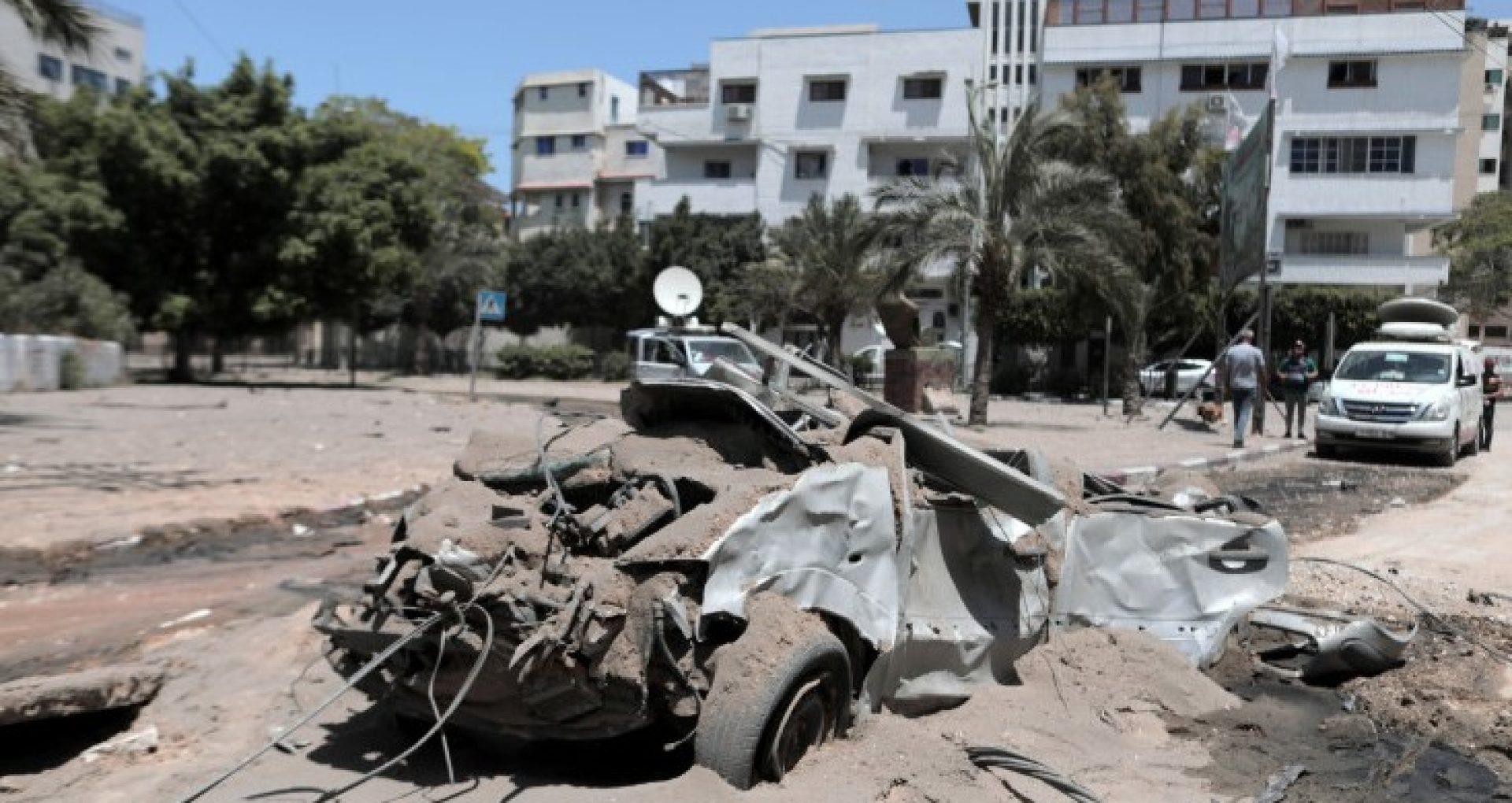 """Hamas anunță că unul din liderii mișcării din Gaza a fost ucis """"împreună cu câțiva dintre frații săi"""""""