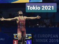 Victor Ciobanu va reprezenta R. Moldova la Jocurile Olimpice de la Tokyo