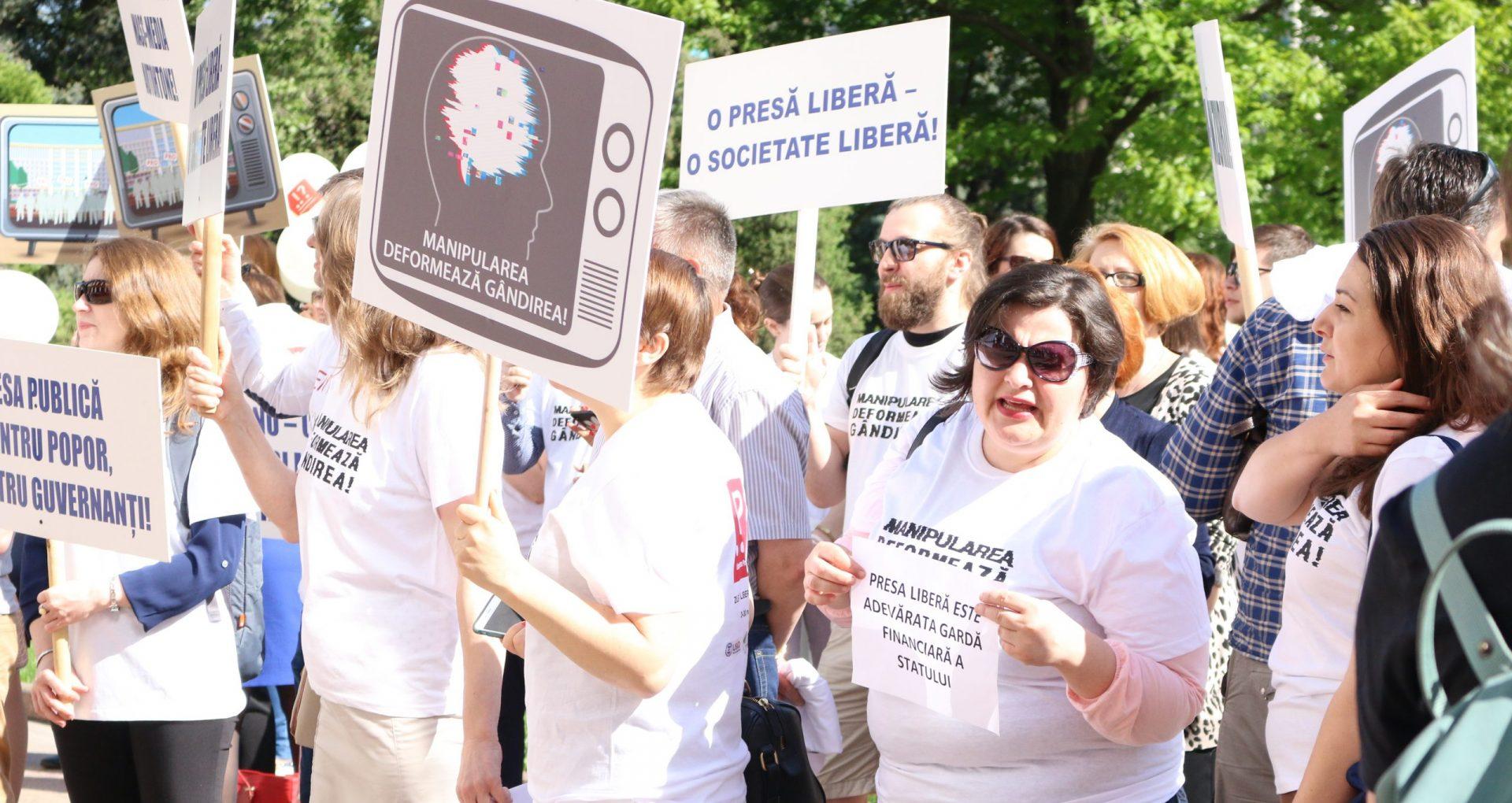 DOC/ CJI și alte opt organizații neguvernamentale au lansat Memoriul privind libertatea presei în R. Moldova: Declinul libertății mass-mediei este alarmant, iar redacțiile independente au rămas vulnerabile financiar