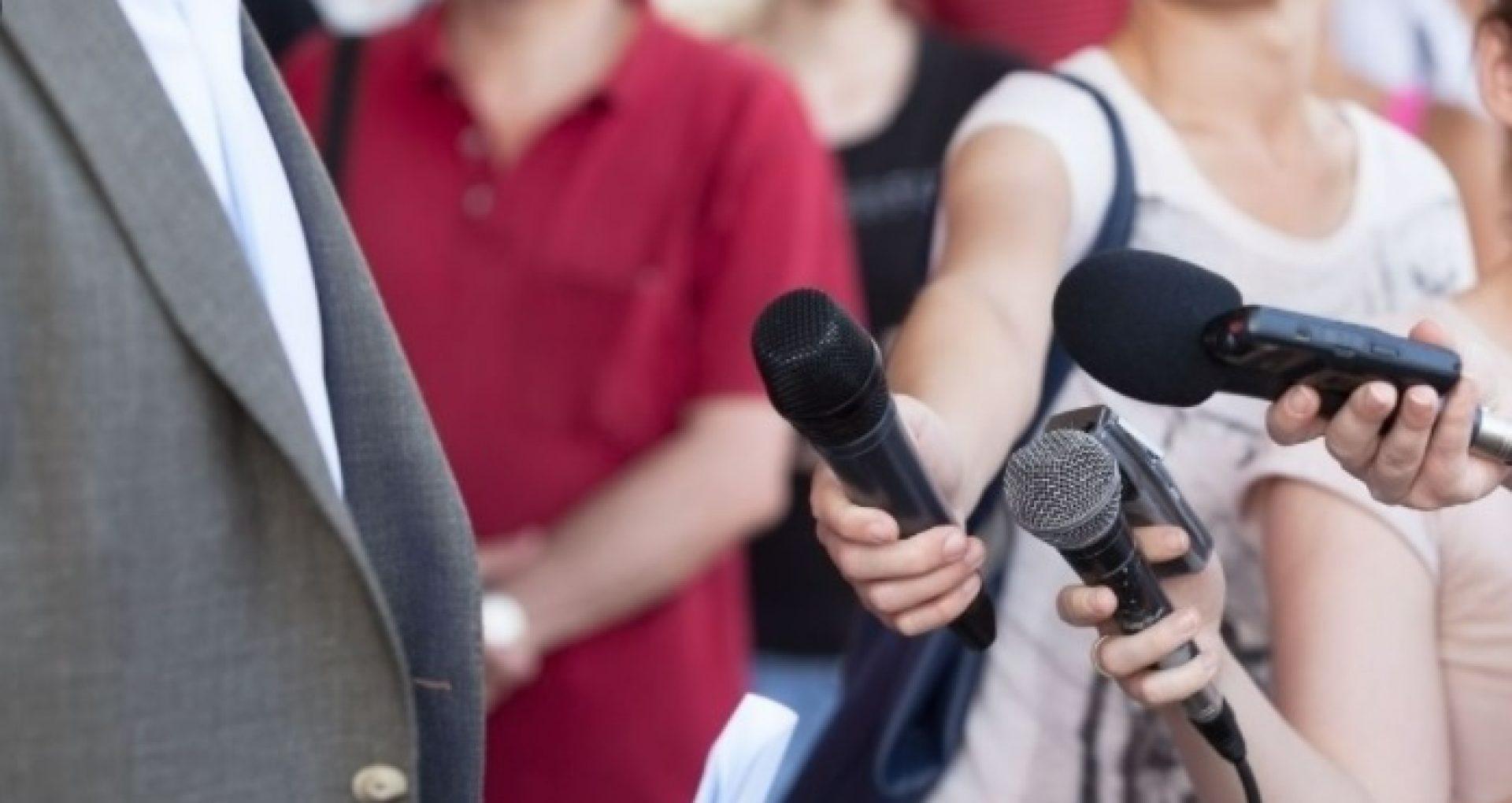 Mesaje pentru jurnaliști, de Ziua Libertății Presei
