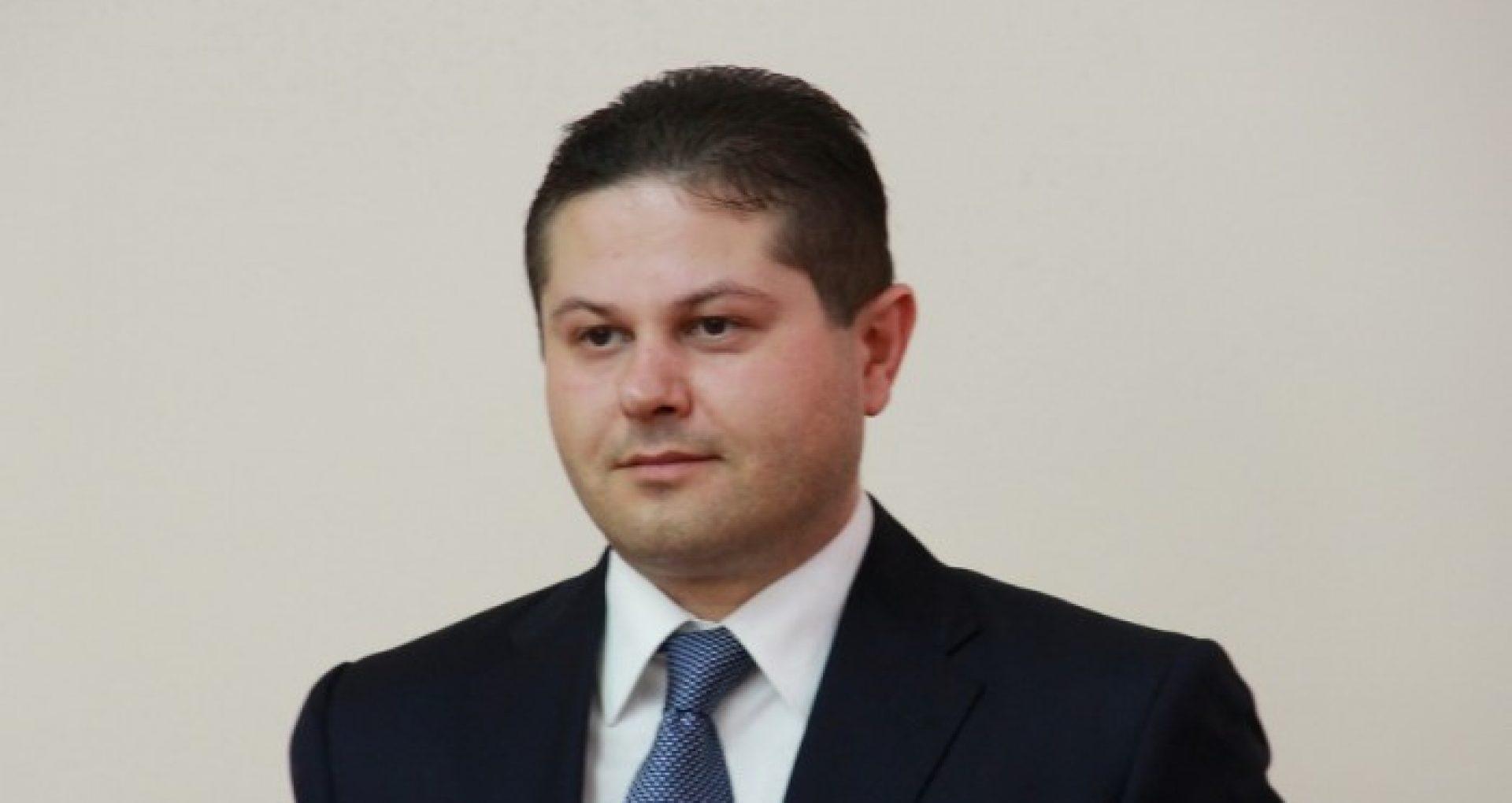 """DOC/ Oleg Tofilat, noul șef al Întreprinderii de Stat """"Calea Ferată din Moldova"""""""
