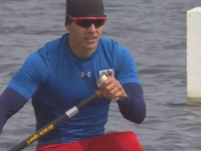 VIDEO/ Canotorul Serghei Tarnovschi s-a calificat la Jocurile Olimpice de la Tokyo