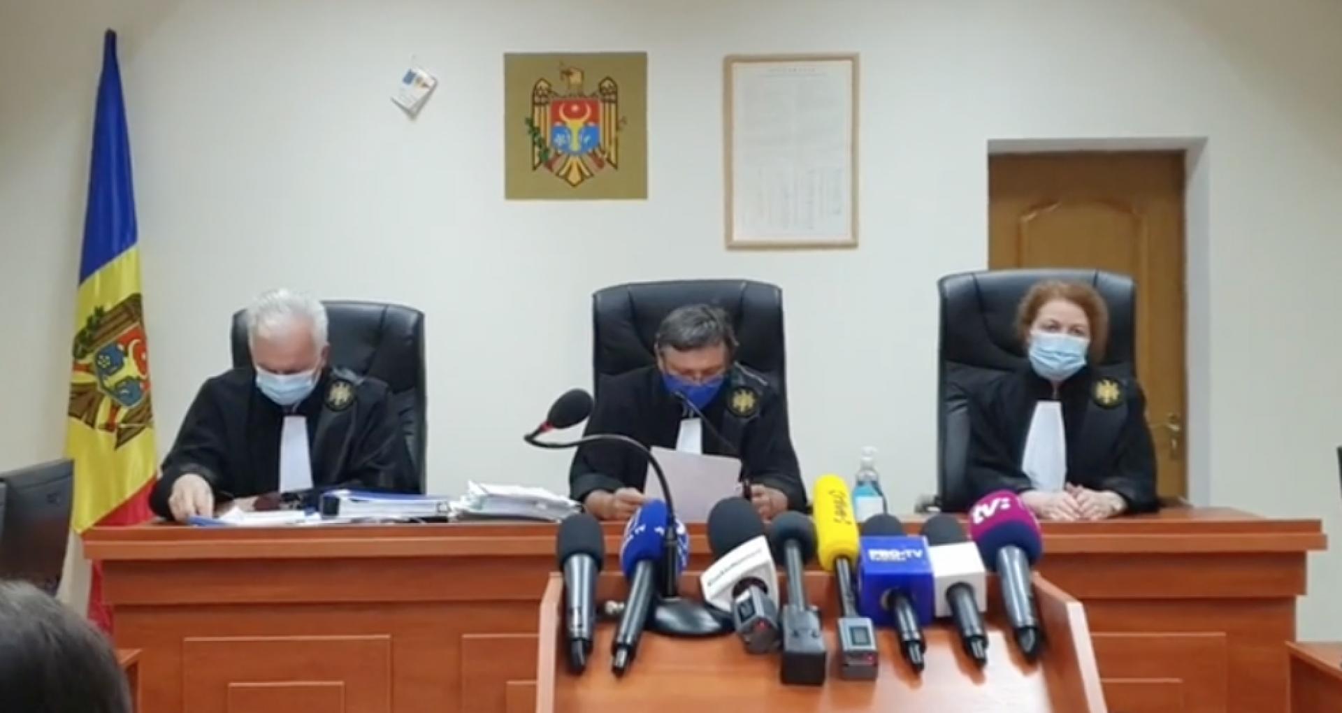 După a șaptea zi de ședințe, Curtea de Apel a pronunțat decizia în dosarul secțiilor de votare în străinătate