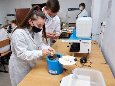 Colegiul Agroindustrial din Ungheni a fost modernizat cu suportul Uniunii Europene