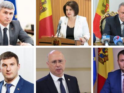 Pretendenții la funcția de deputat ai PDM:  Procesele de judecată ale lui Filip cu foști colegi și litigiul pentru o datorie de 13 mii de lei la energie termică a lui Jizdan