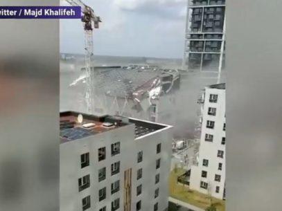 UPDATE/ O clădire s-a prăbușit în Belgia.  Un tânăr de 29 de ani din R. Moldova a murit, unul este rănit, iar altul ar fi sub ruine