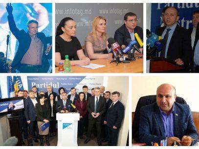 Pretendenții la funcția de deputat. Dosarele și candidații lui Usatîi