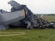 Avion prăbușit în Rusia: 9 morți și 10 răniți (bilanț provizoriu)
