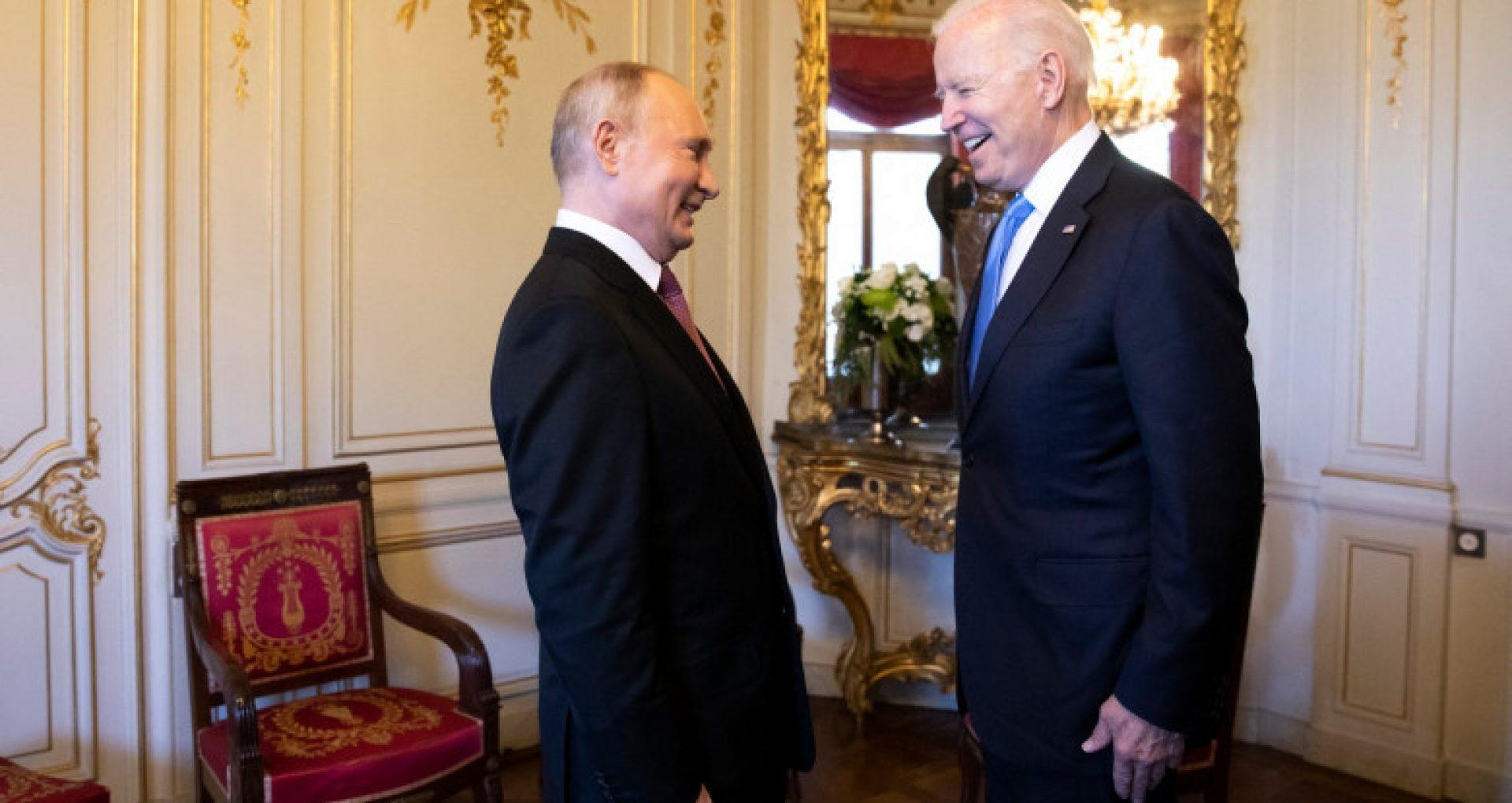 SUA și Rusia, declarație comună despre stabilitatea strategică: Un război nuclear nu trebuie să aibă loc niciodată
