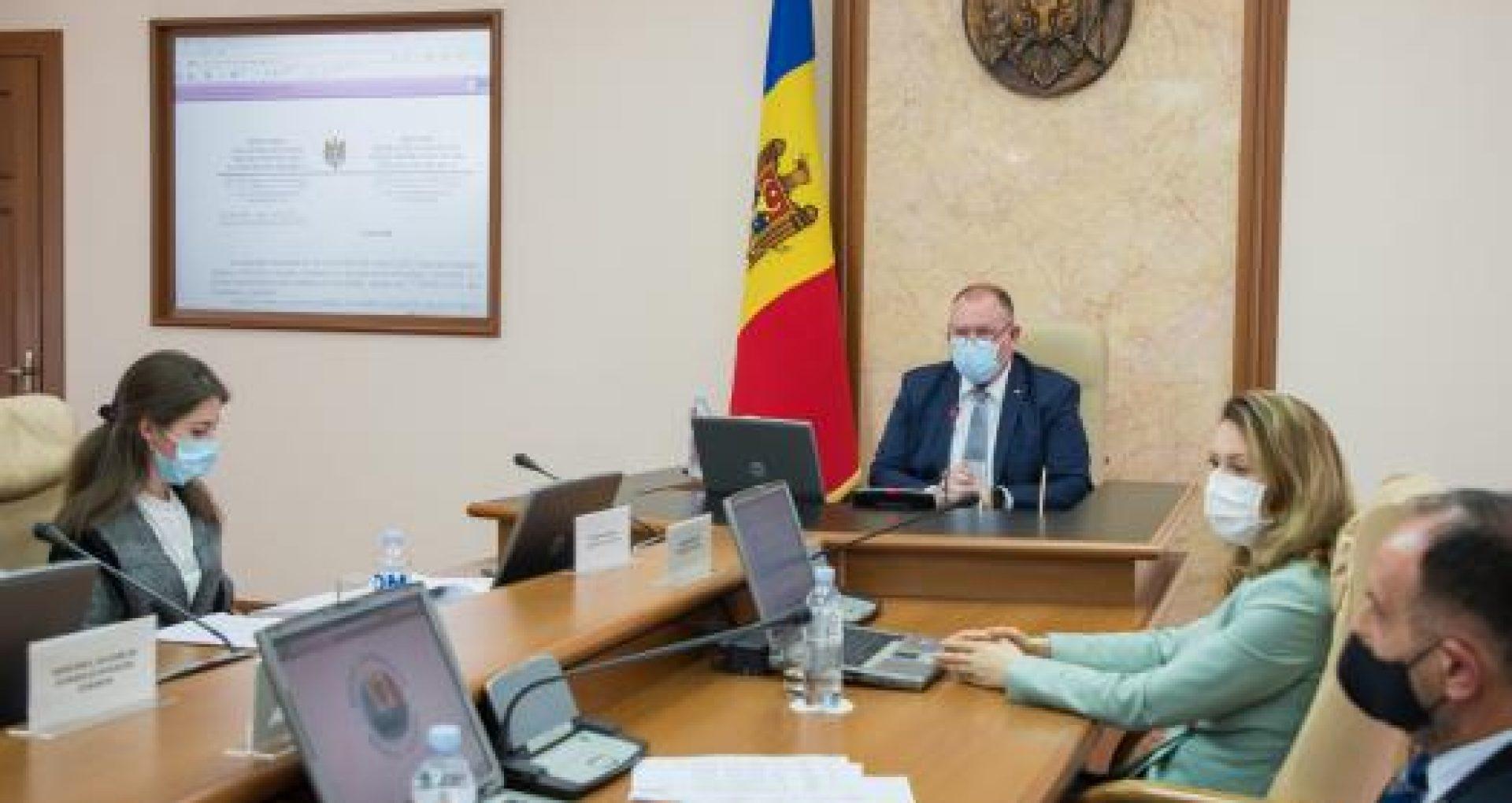 Guvernul în demisie a aprobat comanda de stat pentru anul de studii 2021-2022, în instituțiile de învățământ profesional tehnic