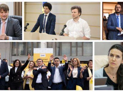 Pretendenții la funcția de deputat ai Partidului Acțiune și Solidaritate:  profesori, foști PLDM-iști sau oameni care au lucrat cu Maia Sandu