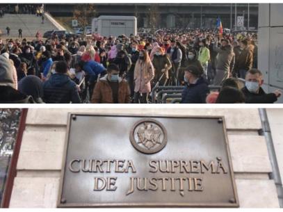 ULTIMA ORĂ/ Magistrații CSJ au respins recursul CEC împotriva deciziei CA: CEC, obligată să emită o altă hotărâre cu privire la numărul secțiilor de vot în străinătate ținând cont de avizul MAEIE, prin care s-a  propus deschiderea a 191 de secții