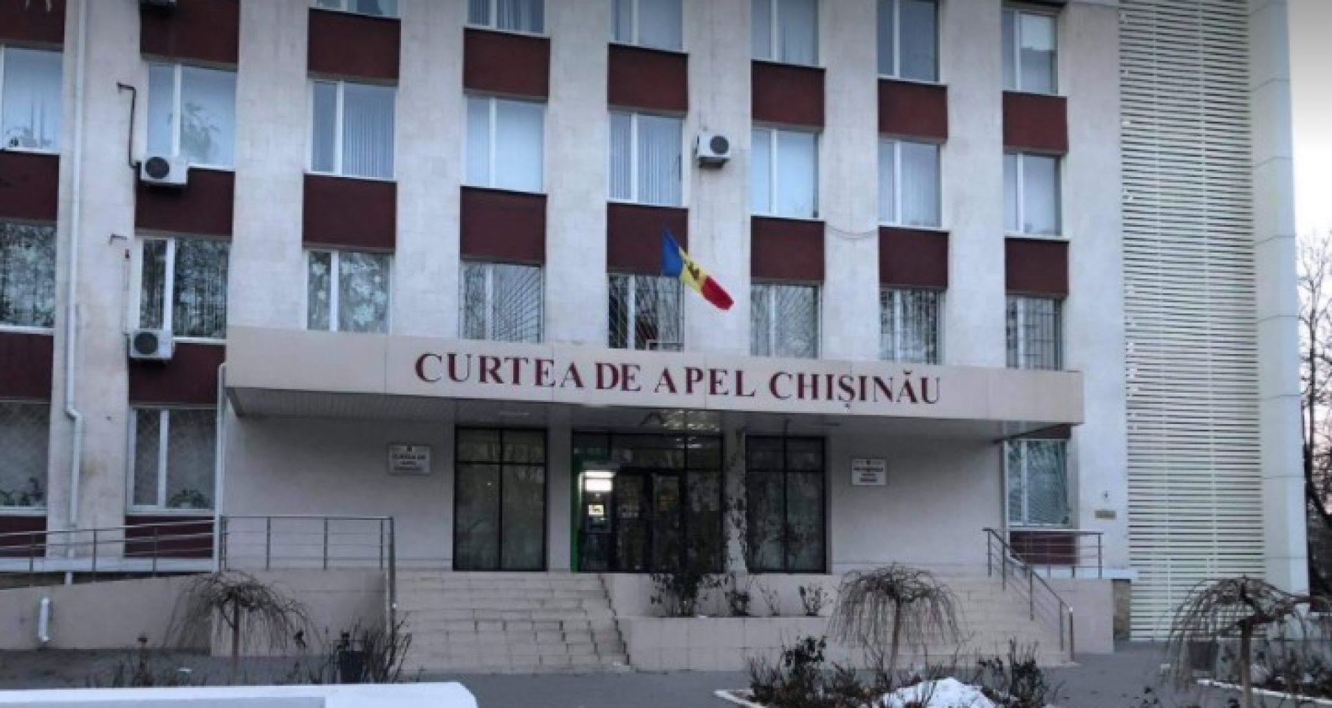 Prima declarație a Anei Panov după ce a fost numită în funcția de președintă interimară a Curții de Apel Chișinău