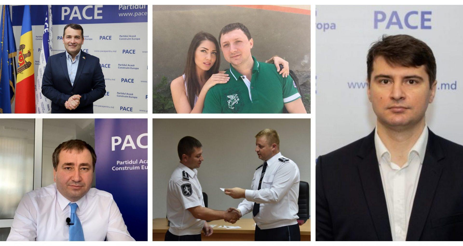 Pretendenții la funcția de deputat: Polițiștii din PACE și dosarele lui Gheorghe Cavcaliuc