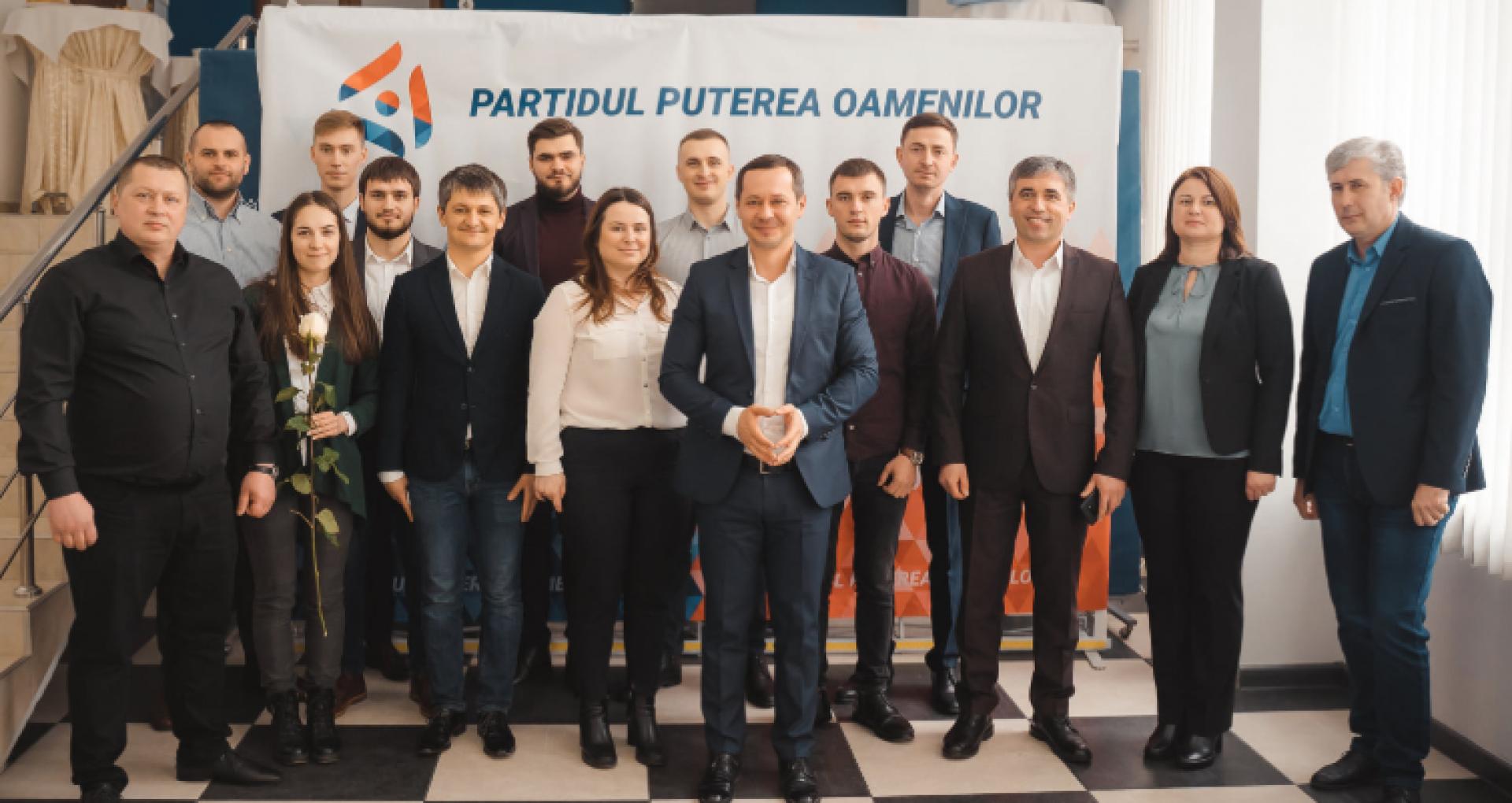 DOC/ Ruslan Codreanu – cap de listă, fiind urmat de medicul pediatru Mihai Stratulat. Lista integrală a Partidului Puterea Oamenilor pentru alegerile parlamentare anticipate din 11 iulie