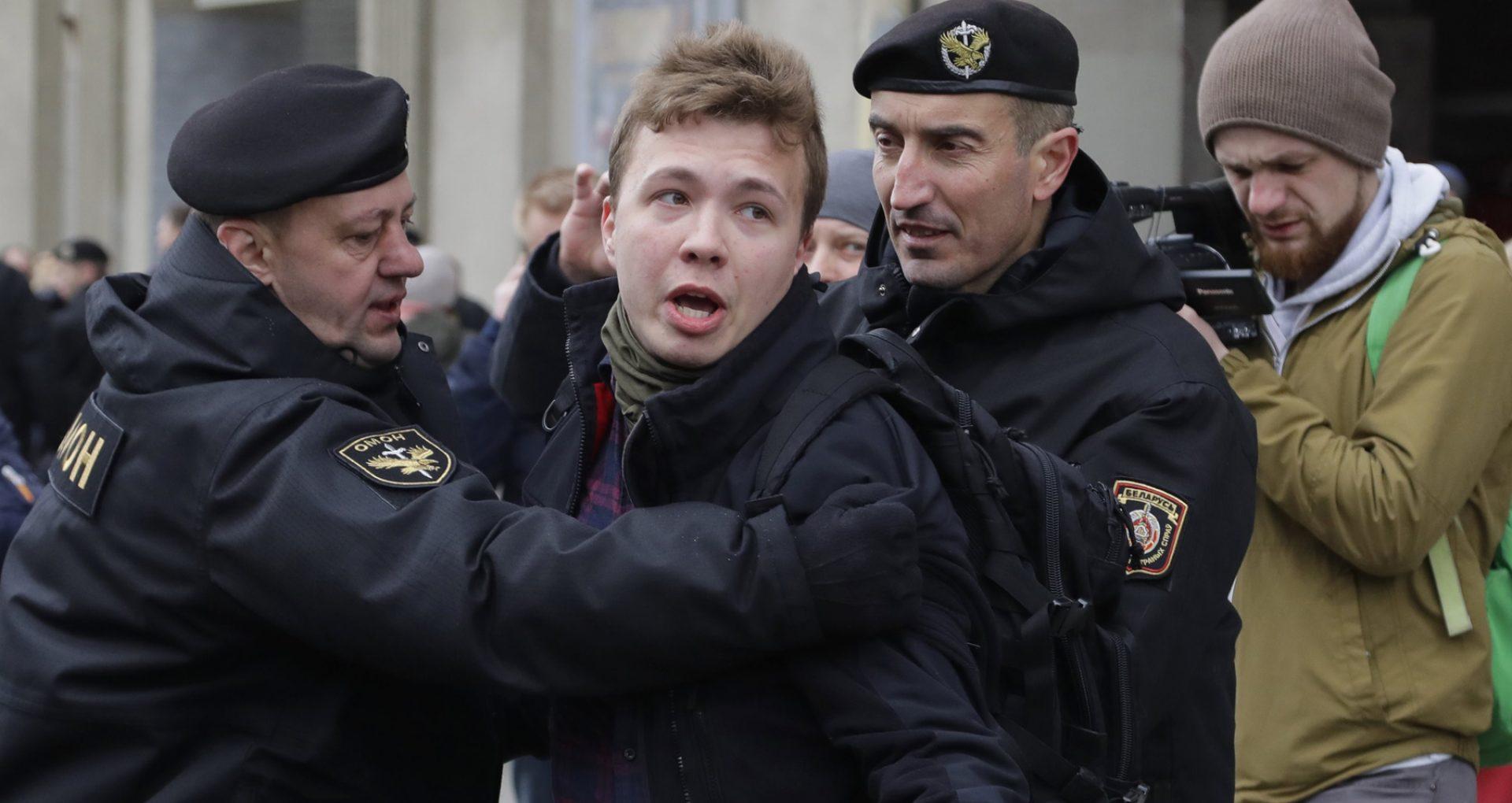 """DOC/ Parlamentul European a adoptat o rezoluție, prin care solicită mai multe sancțiuni împotriva R. Belarus în urma deturnării zborului Ryanair: """"sprijinul financiar acordat regimului trebuie strict refuzat"""""""