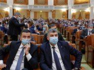 România: PSD a depus moțiunea de cenzură pentru demiterea prim-ministrului Florin Cîțu