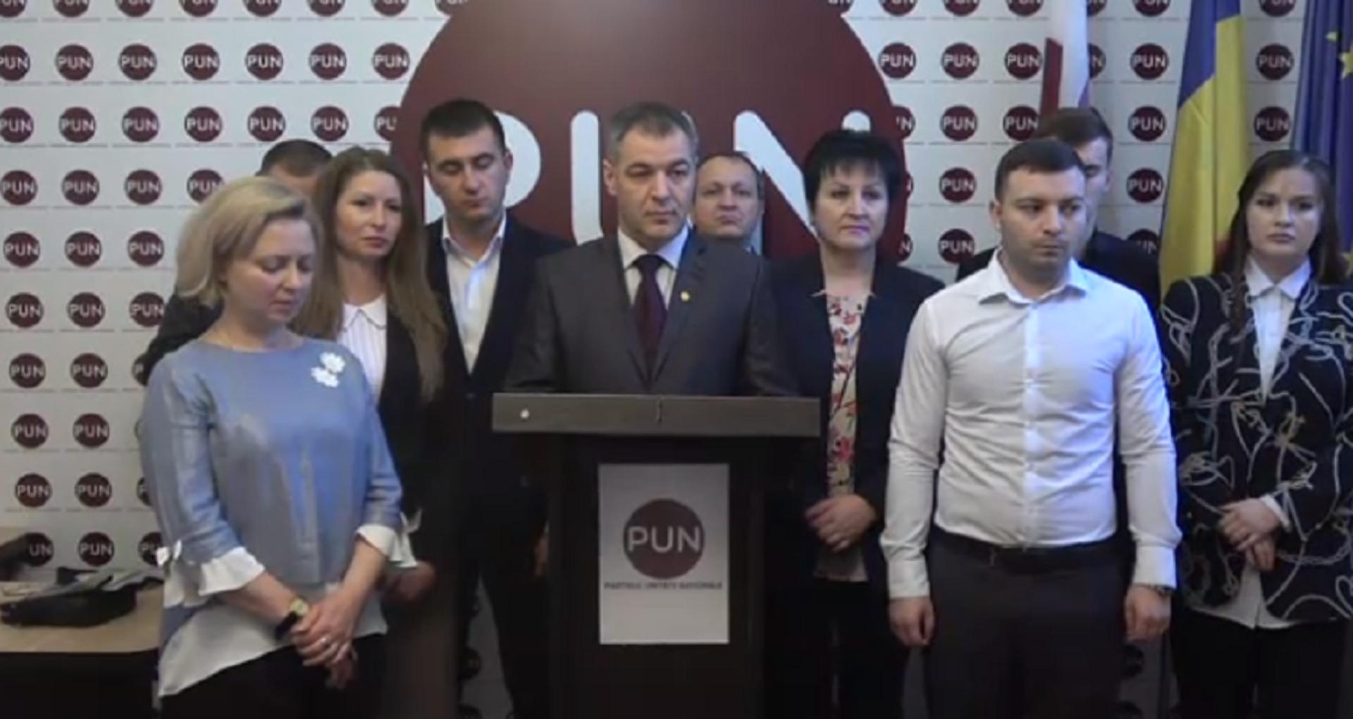 CEC a înregistrat oficial Partidul Unității Naționale în cursa electorală pentru anticipatele din 11 iulie