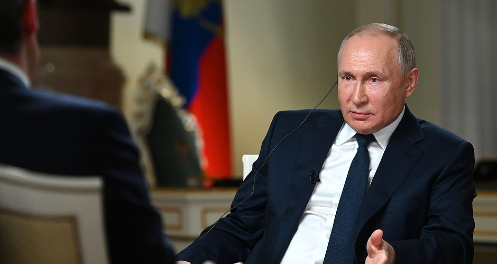 """Vladimir Putin, despre acuzațiile de implicare în otrăvirea opozantului rus, Alexei Navalny: """"Nu avem obiceiul de a ucide pe cineva"""""""