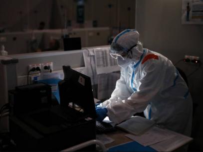 Rusia raportează 652 de decese provocate de COVID-19, cel mai mare bilanț zilnic de la începutul pandemiei