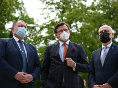 Vizită de lucru comună în premieră la Bruxelles în formatul Trio Asociat a șefilor diplomațiilor R. Moldova, Georgiei și Ucrainei: vor avea o întrevedere cu înaltul reprezentant al UE Josep Borrell Fontelles