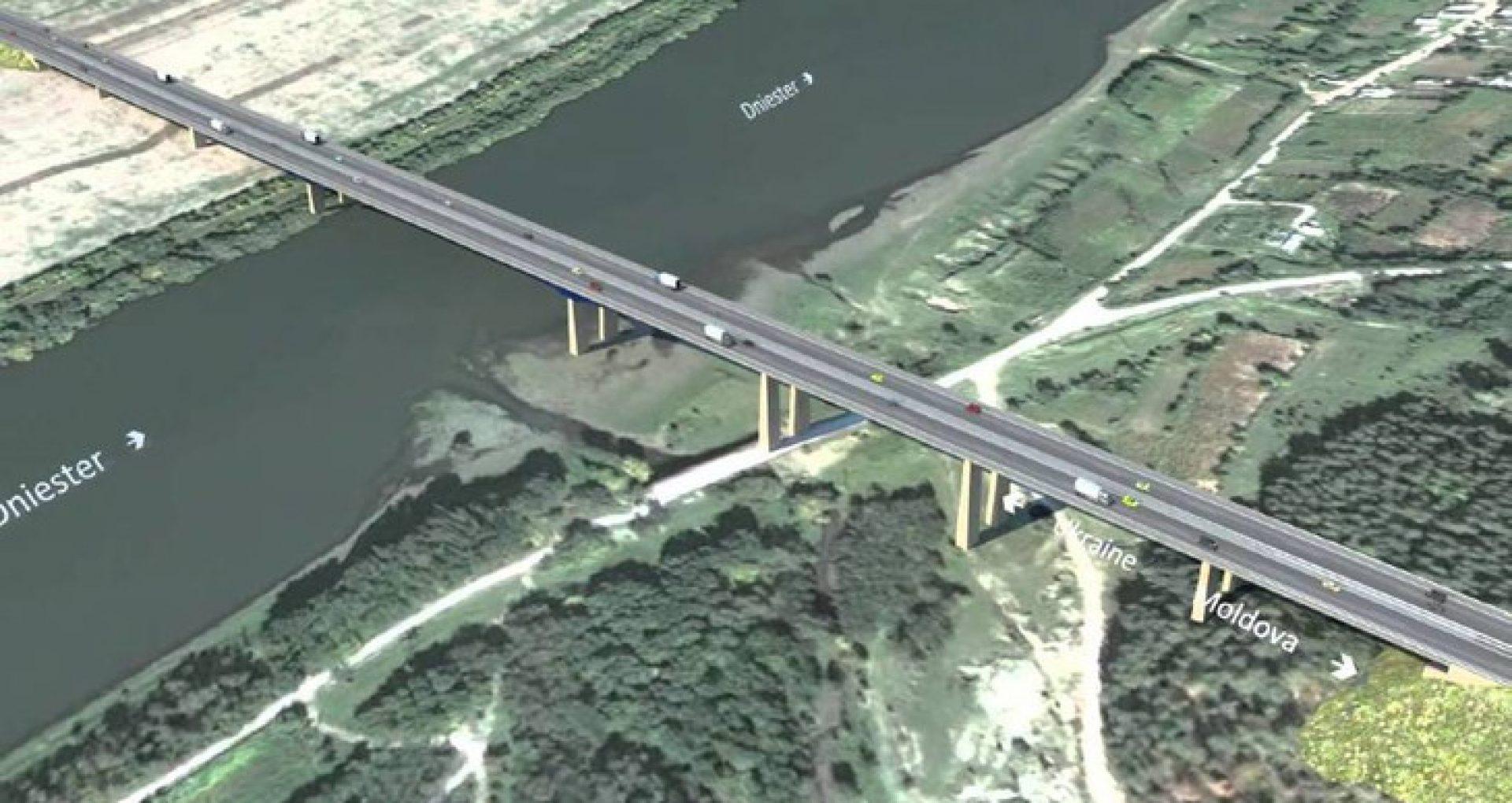 Ucraina a început construcția autostrăzii moderne care va lega Kievul de Chișinău, anunță Biroul președintelui Ucrainei