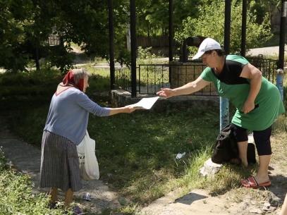 """La aniversarea ZdG, din satul cu cei mai mulți abonați: """"Vă rugăm să nu vă vindeți"""""""