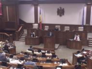 LIVE/ Ședința Parlamentului.  BECS nu participă la procedura de alegere a președintelui Parlamentului. Grosu – unicul candidat pentru funcția de spicher – a început procedura de vot