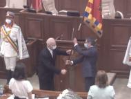 LIVE/ Ședința Parlamentului.  Mihail Popșoi și Vlad Batrîncea – candidații la funcția de vicepreședinte al Legislativului