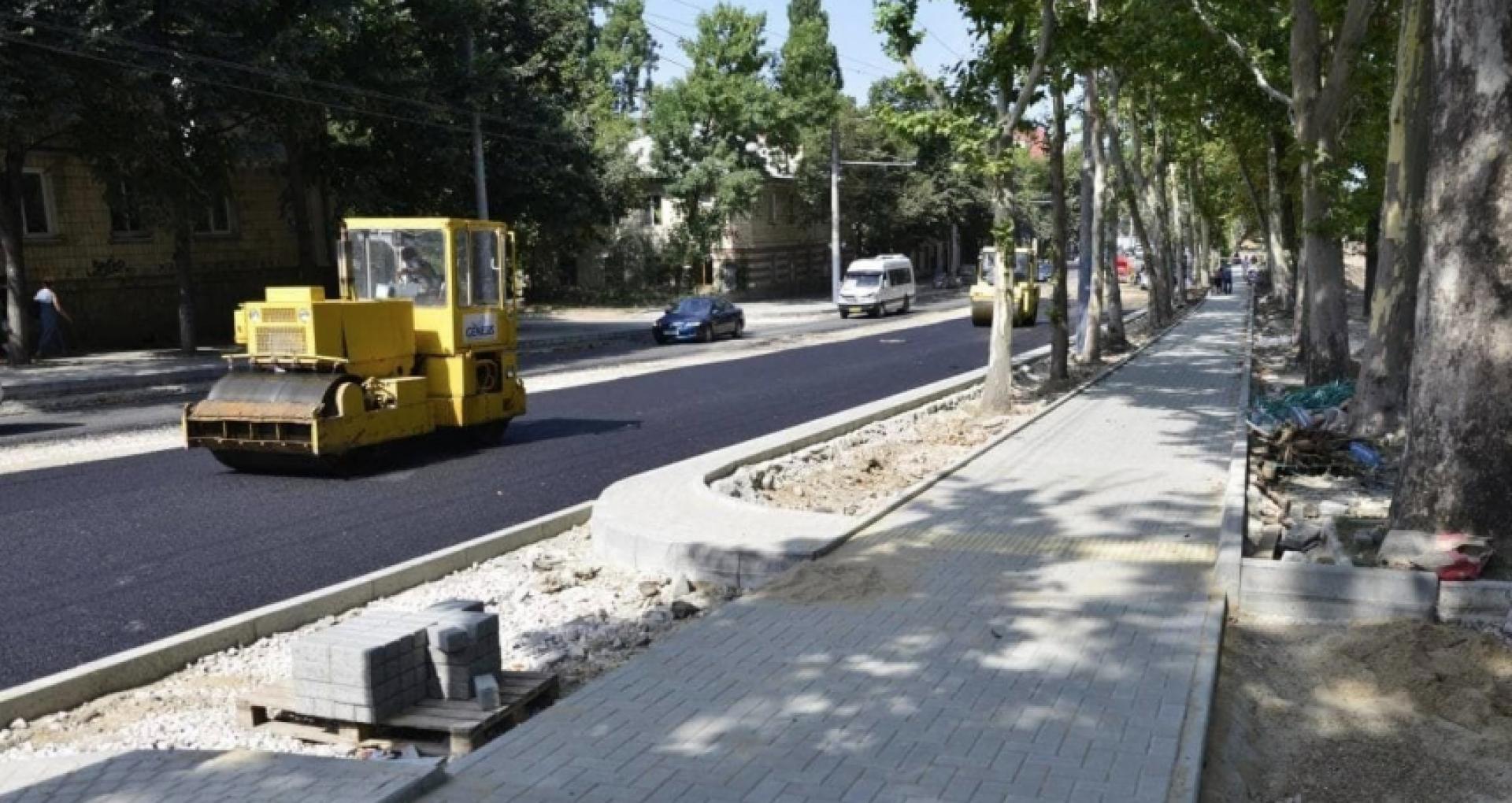 Traficul rutier pe strada Ion Creangă, tronsonul cuprins între strada Eugen Coca și bulevardul Ștefan cel Mare, suspendat total în weekend
