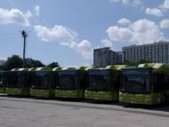 Primele patru autobuze, recepționate recent din Norvegia, au fost puse pe rute în suburbii