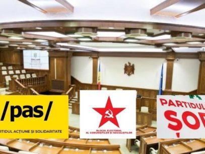DOC/ Lista celor 101 deputați care acced în Parlament după procesarea a 100% din procese verbale