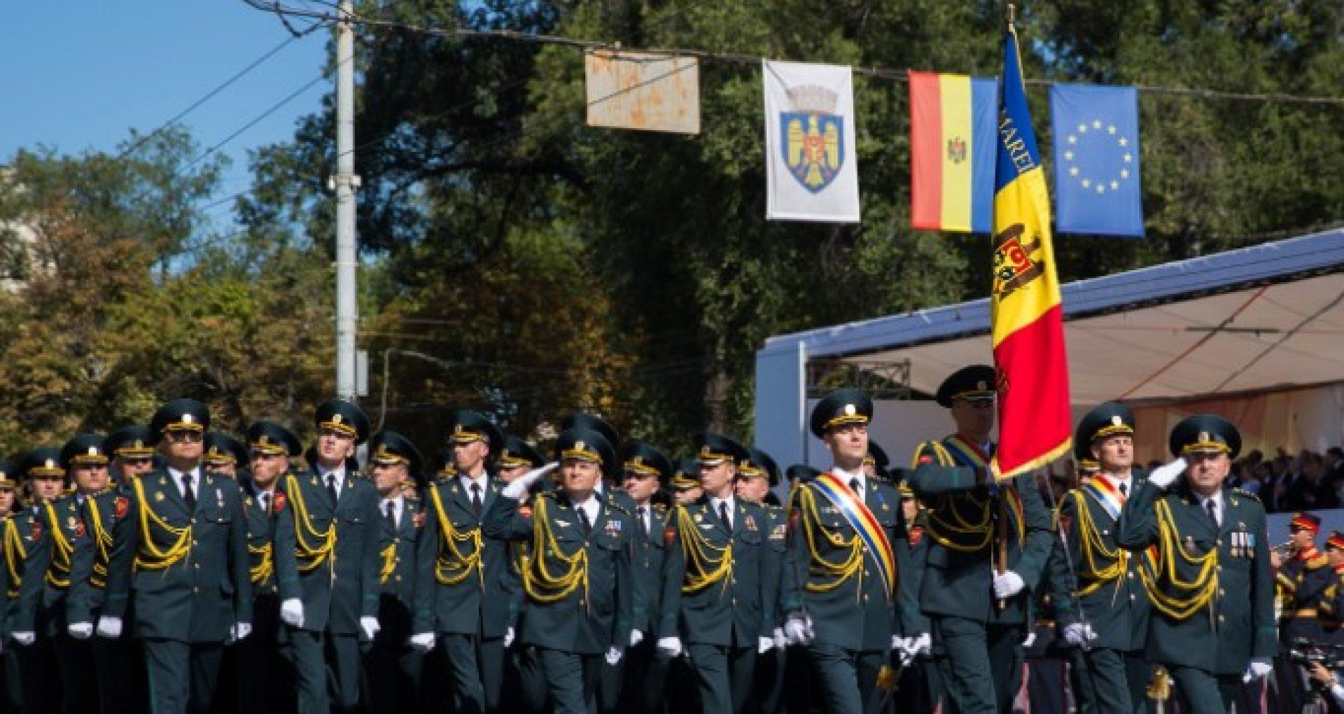 DOC/ Ziua Independenței R. Moldova va fi marcată cu paradă militară. Decretul semnat de către președinta Sandu